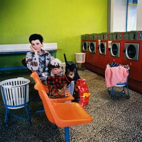 Irene Andessner Kunsthaus Hafenstrasse Ursula K Peolo Leone