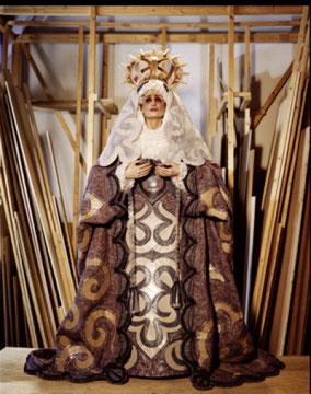 Irene Andessner Kunsthaus Hafenstrasse Madonna del Arte