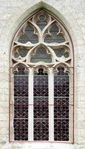 2011 : la chapelle sud