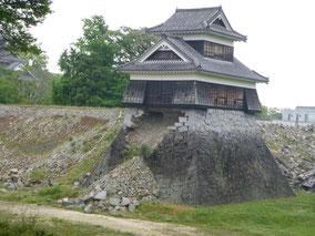 熊本城復興状況1