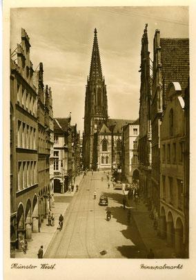 Ansichtskarter 30er Jahre