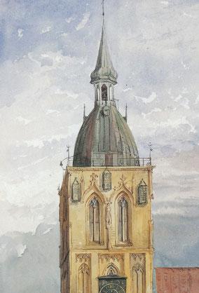 Aquarell um 1870