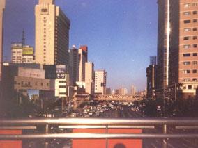 栄えてるとこ 上海