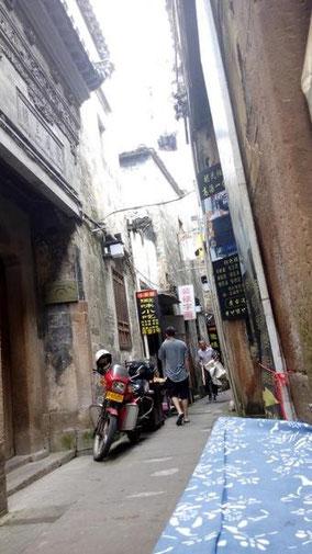 屯溪で老街も見たしそろそろ上海に戻る。 戻ったら中国語もっと勉強する。