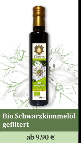 Bio-Schwarzkümmelöl, schwarzkümmelöl, Schwarzkümmelsamen, Schwarzkümelöl, Kümmelöl, ägyptisches gesundes Öl, Öl gegen Zecken, Kräuterölmühle