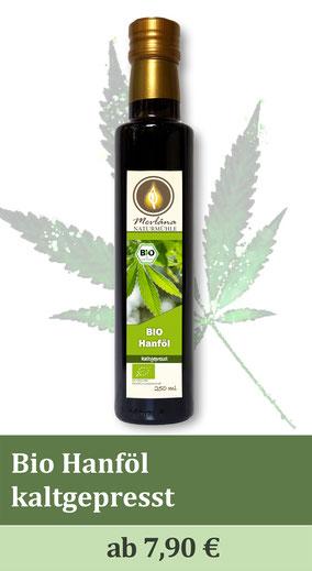 Bio-Hanföl, Hanföl, kaltgepresst, Naturmühle, Ölmühle, Kräuterölmühle, Cannabisöl, Bio-Öle, Bio-Ölmühle, Omega3