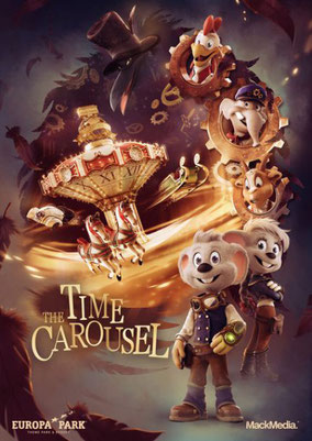 "Europa Park ""The Time Carousel"""