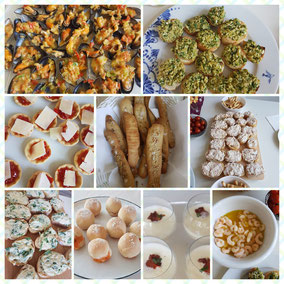 Thermomix cooking class - Tapas