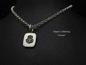 """MiniRing """"Inseldeern"""" mit Muschel"""
