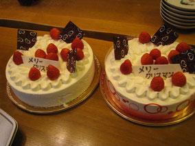 ケーキ♪ケーキ♪♪