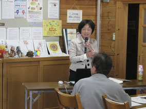 川村みどり先生です。