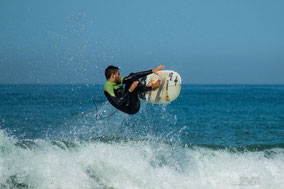 Surfen in Spanien in El Palmar mit Intoo Surf