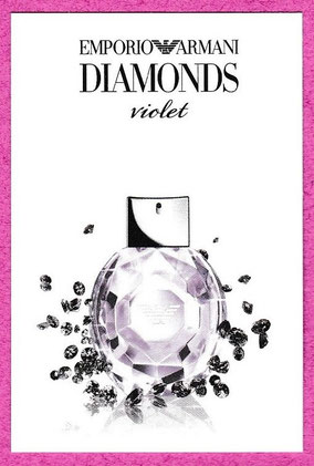 2015 - DIAMONDS VIOLET - VERSO BLANC