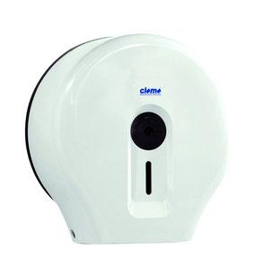 Toilettenpapierspender, weiß, Midi