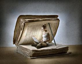 Text schreiben lassen - Textlabyrinth macht es möglich