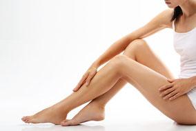 ozonisiertes olivenöl zur Beinbehandlung, offene Beine, Diabetisbeine pflegen