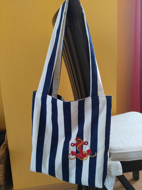 maritime Shoppingbag