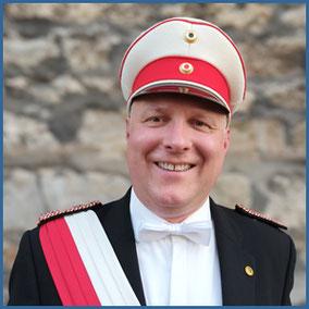 Rottmeister Klaus-Werner Schäfer