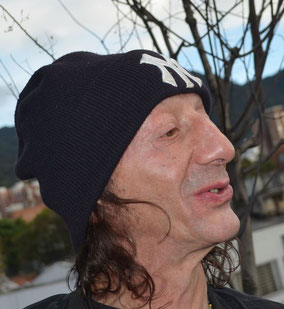 Dr. Rock  /  Fuente de la foto:  Facebook  -  Gustavo Arenas