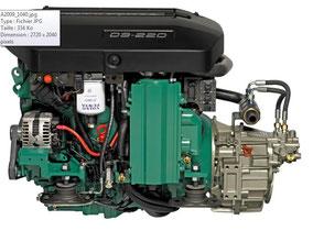 Télécharger brochure moteur vedette Volvo Penta;  TPS Concessionnaire Volvo Penta Hyères