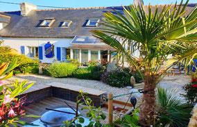 Ferienhaus Bretagne direkt am Meer