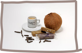 Espresso Kokos mit Langem Pfeffer