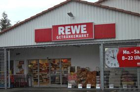 REWE Getränkemarkt OHG Rolf Hosang