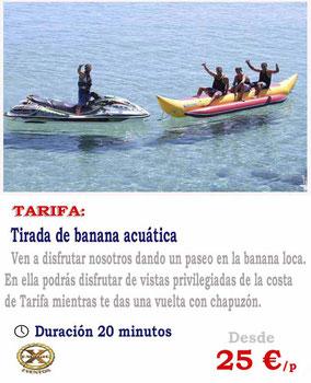 imagen de kayak en tarifa