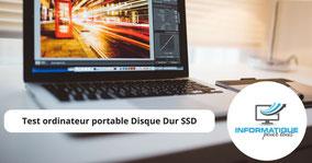 Test sur les disques SSD
