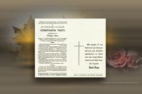 Constatina Theys 30 oktober 1950