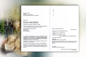 Eliza Beckers 13 juni 2005