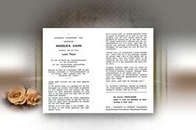 Angelica Dams 23 oktober 1984