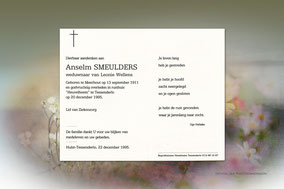 Anselm Smeulders 20 december 1995