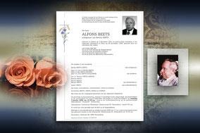 Alfons Beets 28 december 1999