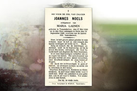 Noels Joannes 23 september 1942