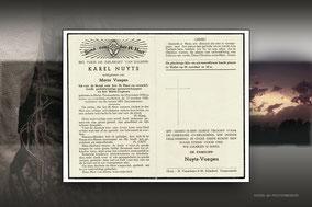 Karel Nuyts 17 oktober 1956