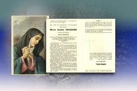 Maria Sophia Hauquier  19 februari 1963