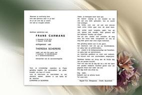 Frans Carmans 16 september 1989