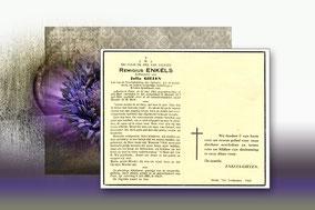 Remigius Enkels 7 juli 1955