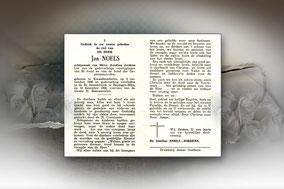 Noels Jan 18 december 1963