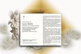 Louis Maes 23 december 1995