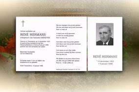 René Hermans 8 januari 1996