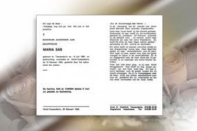 Maria Sas 16 februari 1992