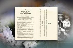 Désiré Verdickt 11 januari 1959-vader van Frans-Willy-Simonne