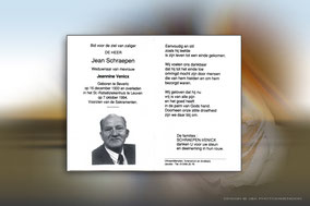 Jean Schraepen 7 oktober 1994