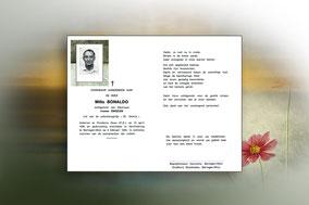 Bonaldo Milio 8 februari 1995