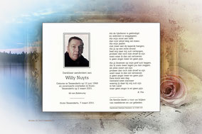 Willy Nuyts 2 maart 2001