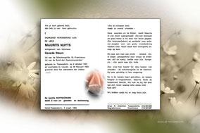 Maurits Nuyts 28 februari 1993