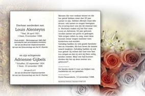 Louis Alenteyns en Adrienne Gijbels