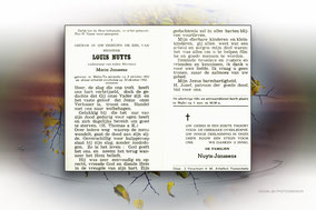 Louis Nuyts 30 oktober 1962